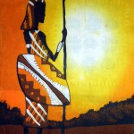 Learn the art of batik painting in Tanzania