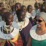Maasai villlage