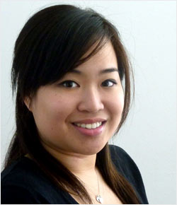 New Faces at Delvinia: Angela Lau