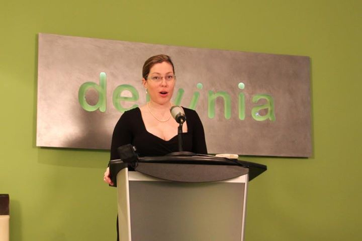 Delvinia's Internet Voting Report Gets Radio Play in B.C.