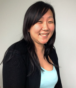 New Faces at AskingCanadians™: Grace Kim