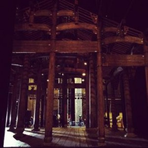 Backstage at the COC: Our Tour of the Semele Set