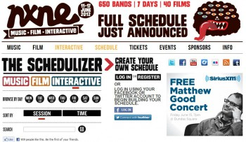 Speaking Engagements: NXNE Interactive
