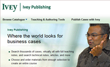 Richard Ivey School of Business � Ivey Publishing E-Commerce Site Redesign
