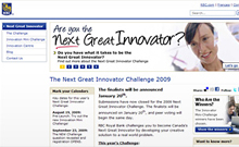RBC Royal Bank - Next Great Innovator Challenge