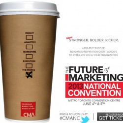 Speaking Engagements: 2013 CMA National Convention