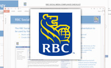 Royal Bank of Canada � Corporate Social Governance & Policies