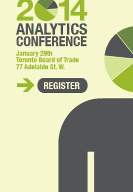Speaking Engagements: CMA 2014 Analytics Conference