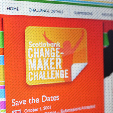 Scotiabank International - Change-Maker Challenge