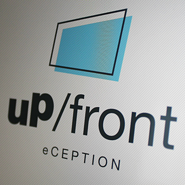 up/front (e-Ception)