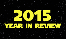 Delvinia's Star Wars-inspired year in review