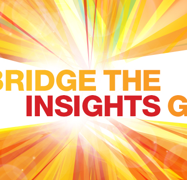 CMAinsights Conference: Bridging the gap between data and insights
