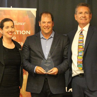 Delvinia CEO wins CATAAlliance Innovation Award