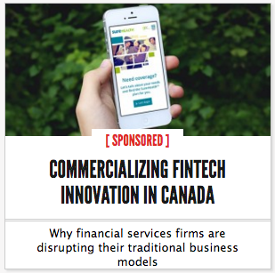 Disrupting traditional business models and commercializing fintech innovation