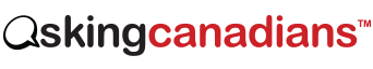 Askingcanadians logo