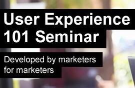 Seminar: User Experience 101