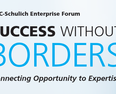 Adam Froman to deliver keynote at the RBC-Schulich Enterprise Forum