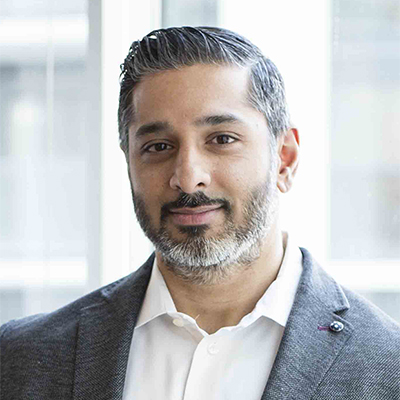 Raj Manocha, Executive Vice President of Delvinia named Chair of the International Chapter of the Insights Association