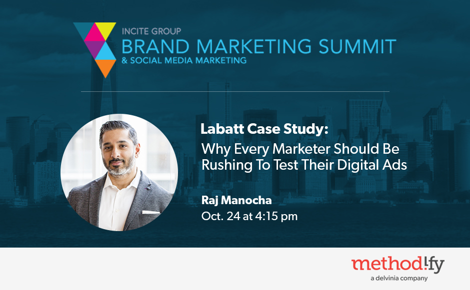 Methodify at Brand Marketing Summit