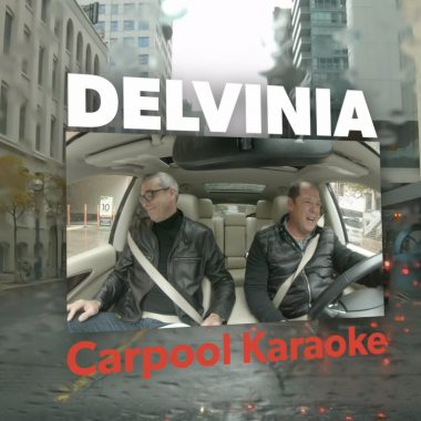 Delvinia's 2018 Year in Review: Carpool Karaoke