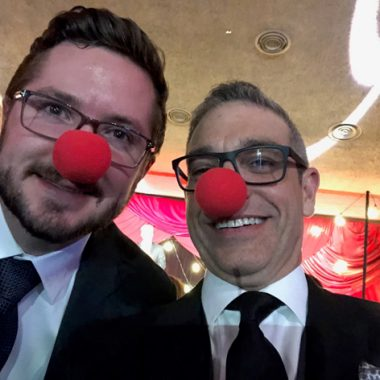 Delvinia supports annual benefit gala for the Dr. Clown Foundation in Montreal