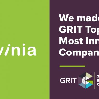 Delvinia leaps to #12 on GRIT Top 50 Most Innovative Market Research Suppliers