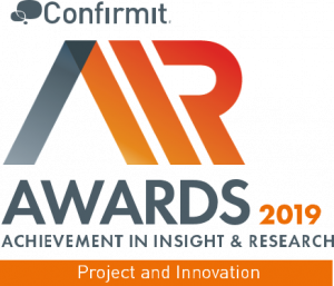 AIR Awards 2019 Category Project Innovation