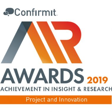 Delvinia Honoured as a 2019 Achievement in Insight and Research Award Winner