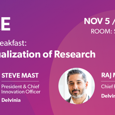Tech Talk Breakfast – TMRE Las Vegas 2019