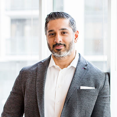 Raj Manocha - Chief Revenue Officer