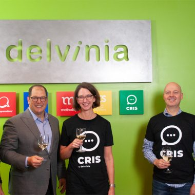 Delvinia Acquires CRIS and Invests in PersonaPanels