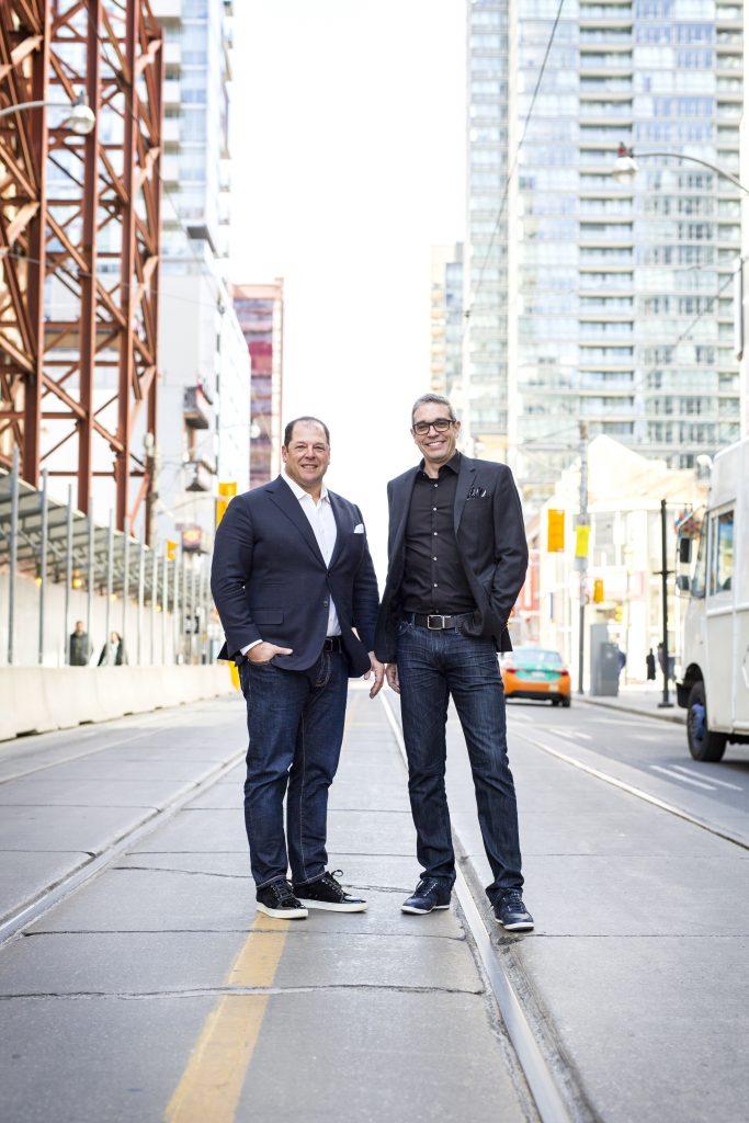 Adam Froman and Steve Mast