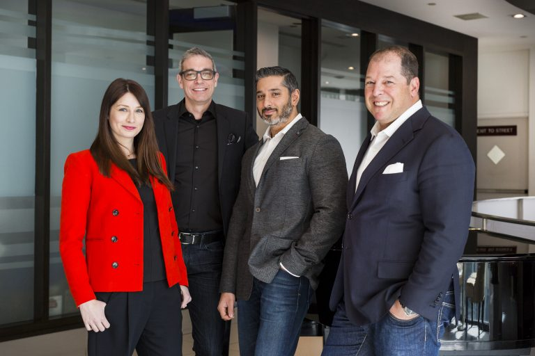Delvinia Executive Team