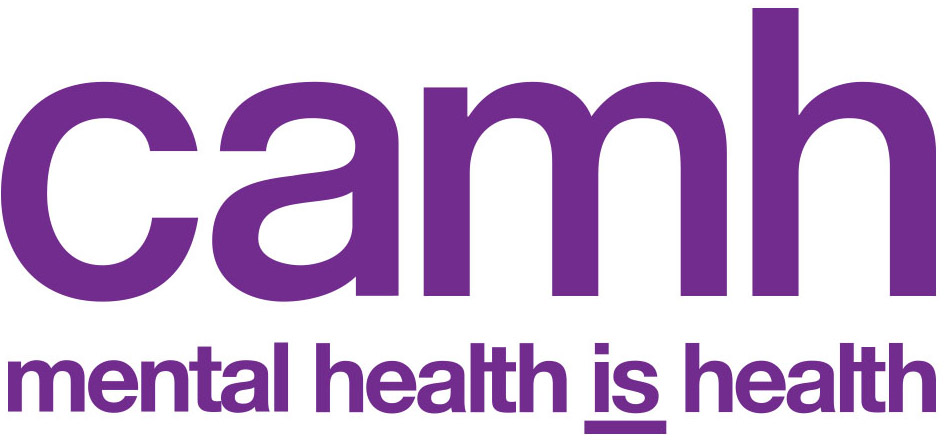 CAMH Logo - Mental Health is Health